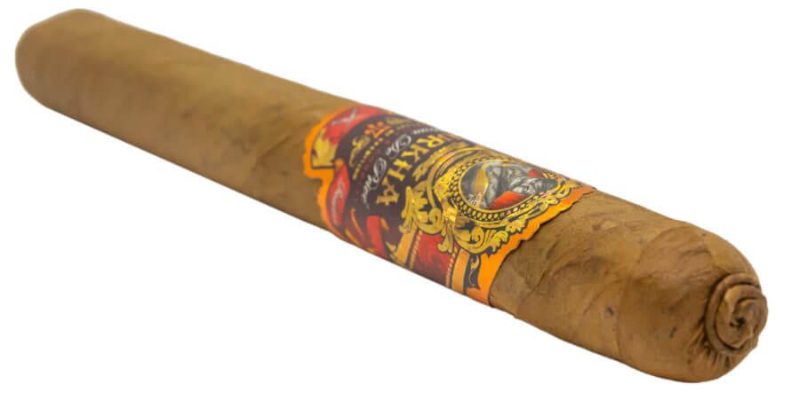 Blind Cigar Review: Gurkha   Château De Privé Rook