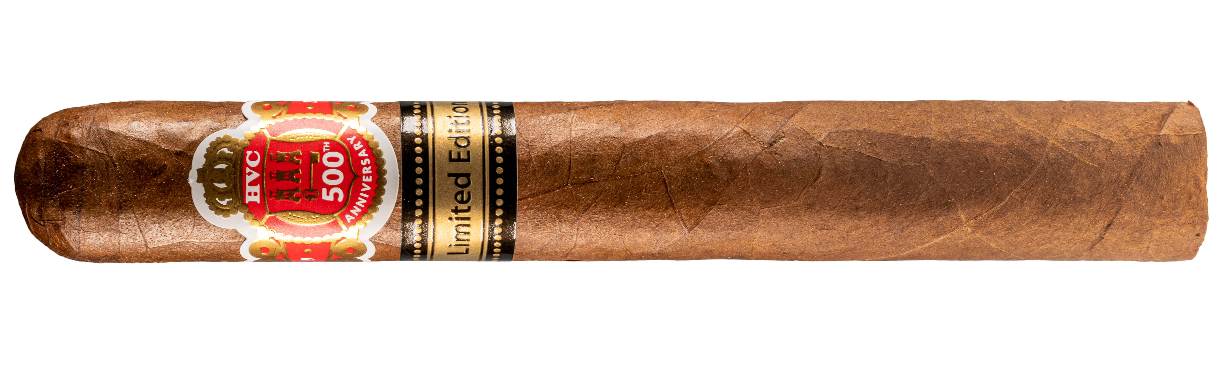 Blind Cigar Review: HVC | 500 Years Anniversary