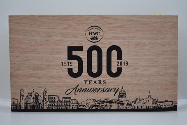 Cigar News: HCV Adds Two New Vitolas to 500th Anniversary