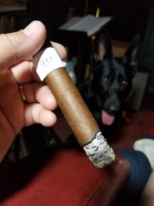 Blind Cigar Review: Ava Maria | Lionheart Robusto