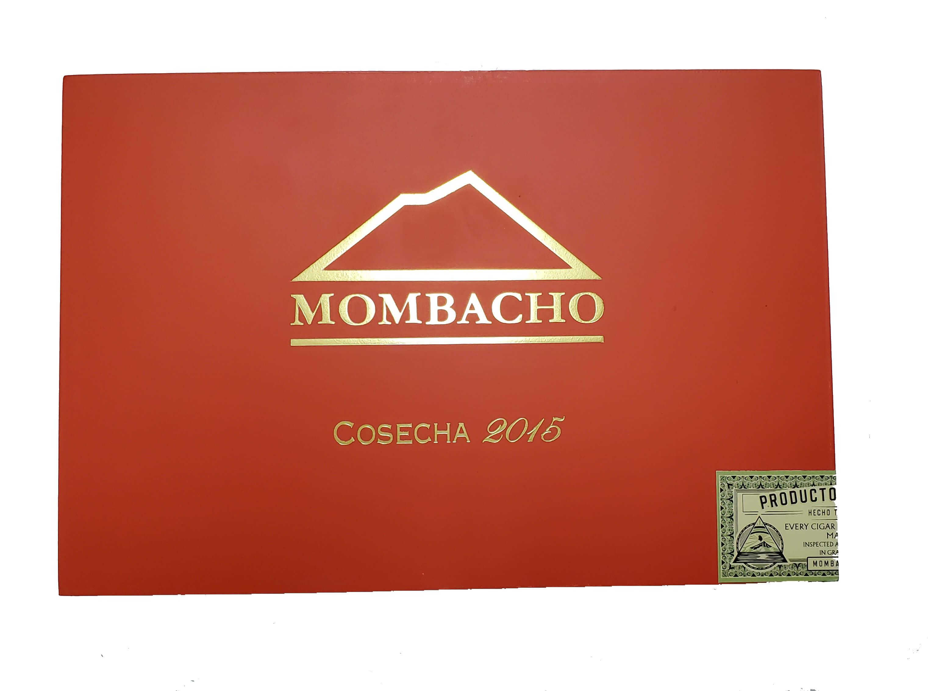 Cigar News: Mombacho Ships Cosecha 2015