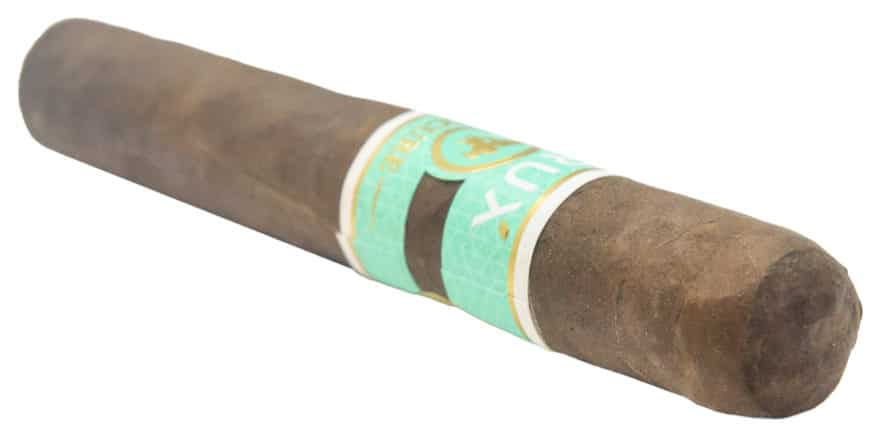 Blind Cigar Review: Crux | Epicure Maduro Robusto