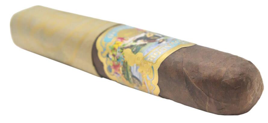 Blind Cigar Review: PDR | El Trovador Maduro Robusto