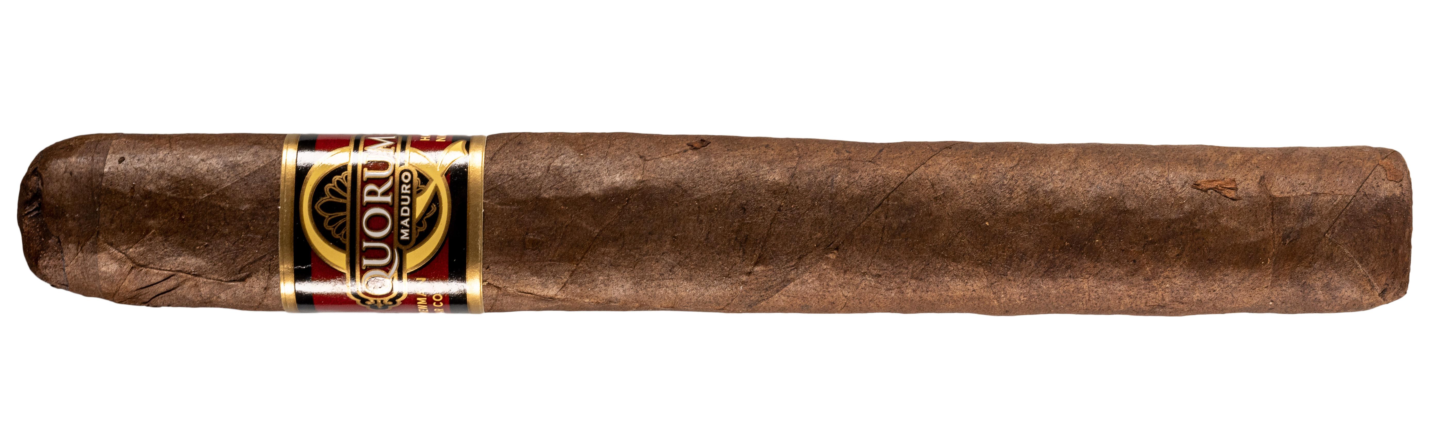 Blind Cigar Review: Quorum   Maduro Toro