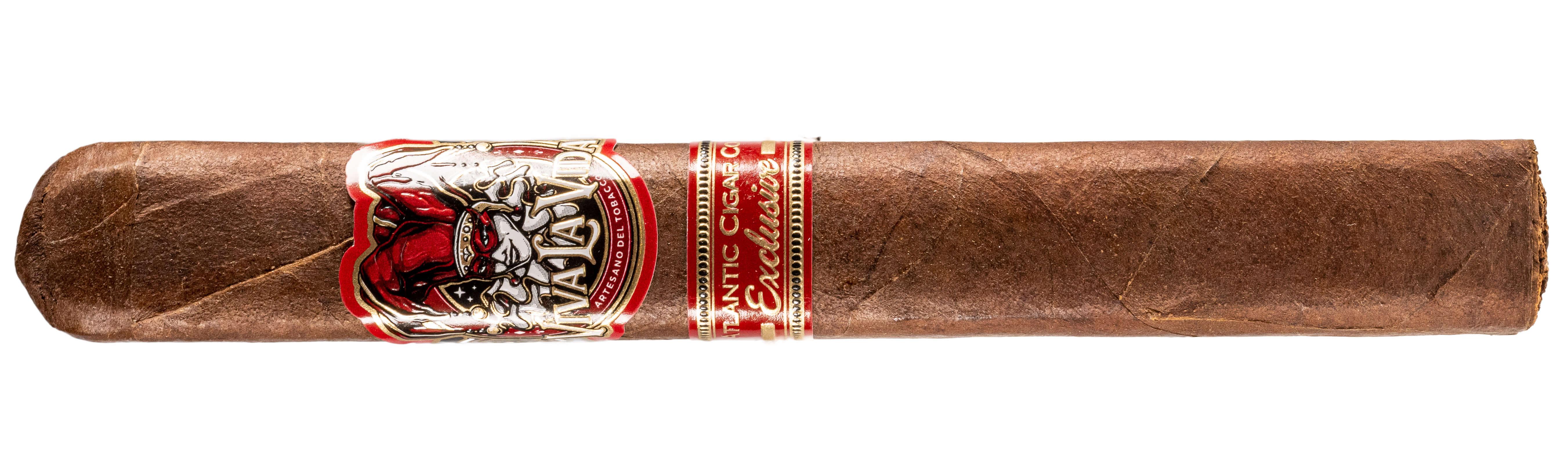 Blind Cigar Review: Viva La Vida | Atlantic Cigar Exclusive Box Pressed