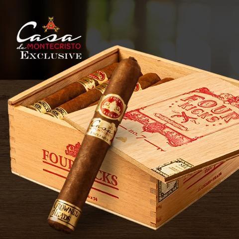 Cigar News: Crowned Heads Announces Four Kicks No. 7
