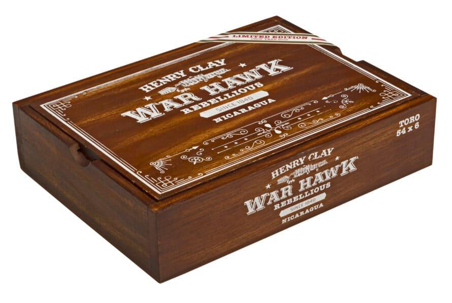 Cigar News: Altadis U.S.A. Announces Henry Clay War Hawk Rebellious Ltd. Ed.