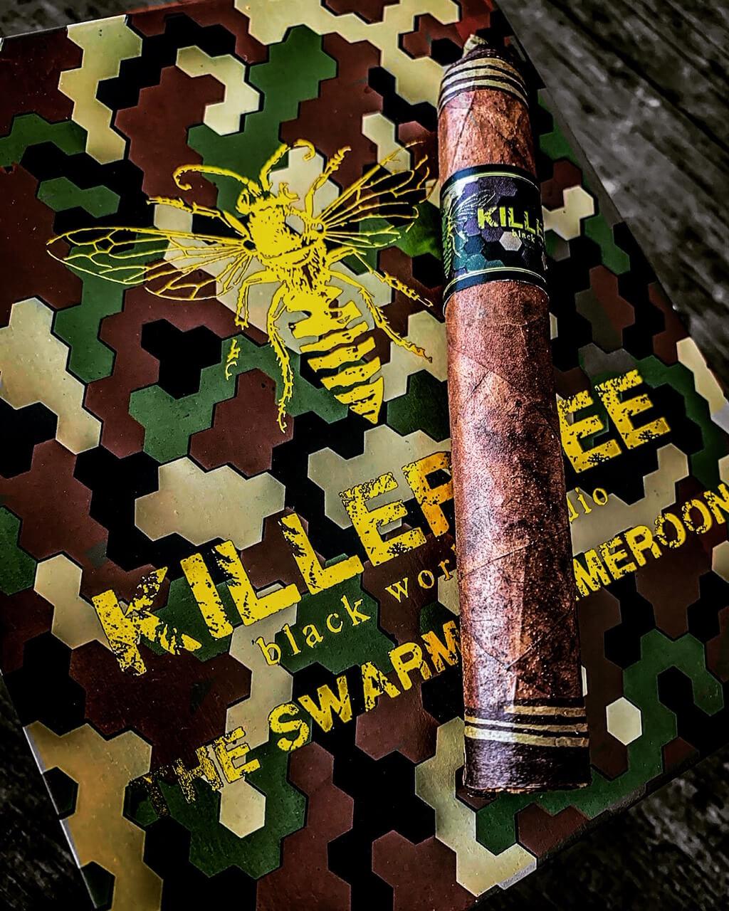 "Cigar News: Black Works Studio Announces Killer Bee ""SWARM"""