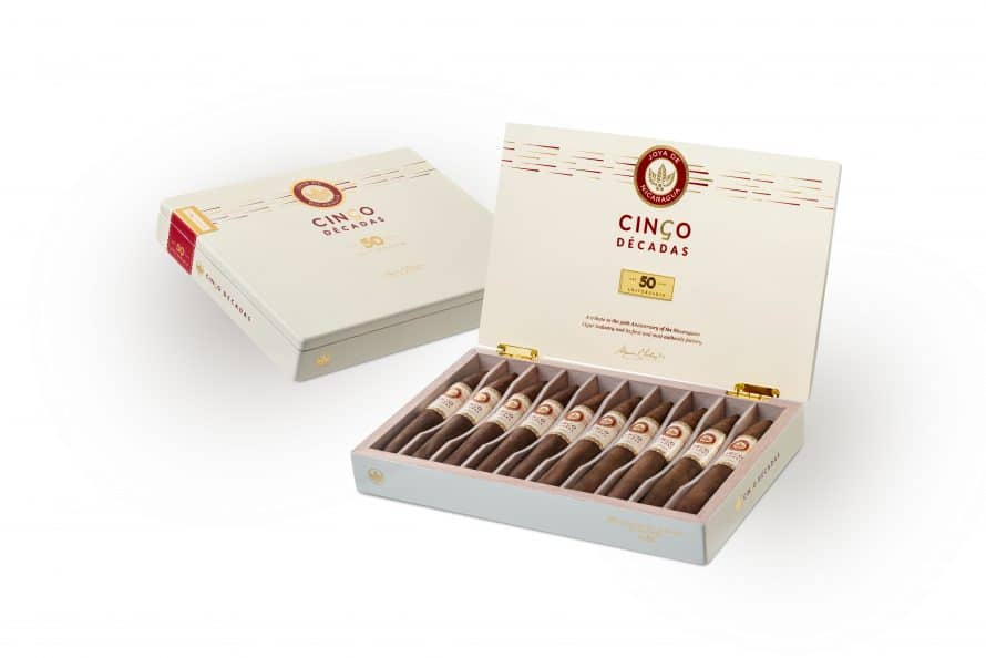 Cigar News: Joya de Nicaragua Announces Cinco Décadas El Doctor