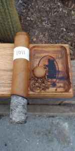 Blind Cigar Review: Back2Back | Connecticut 6 x 60