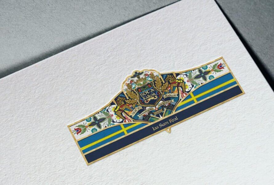 Cigar News: Jas Sum Kral Ships Sweedish Exclusive Sota Kator