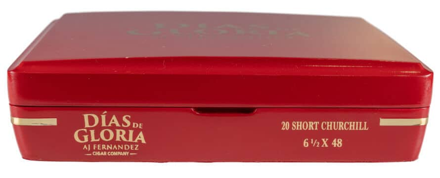 Blind Cigar Review: AJ Fernandez | Días De Gloria Short Churchill
