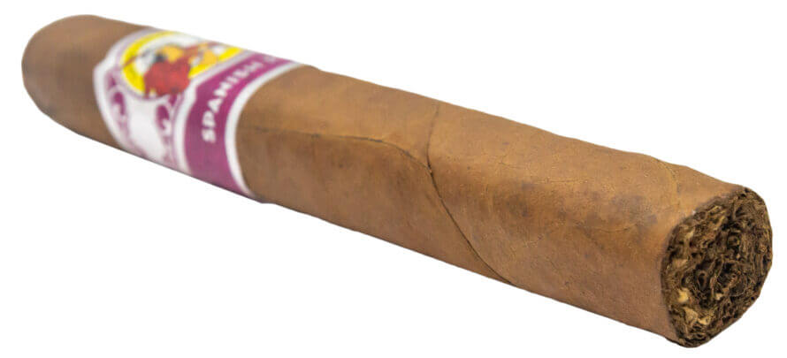 Blind Cigar Review: La Gloria Cubana   Spanish Press Robusto