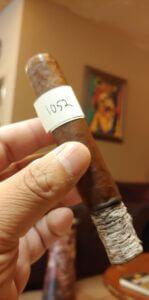 Blind Cigar Review: Micallef   Grande Bold Ligero 554L