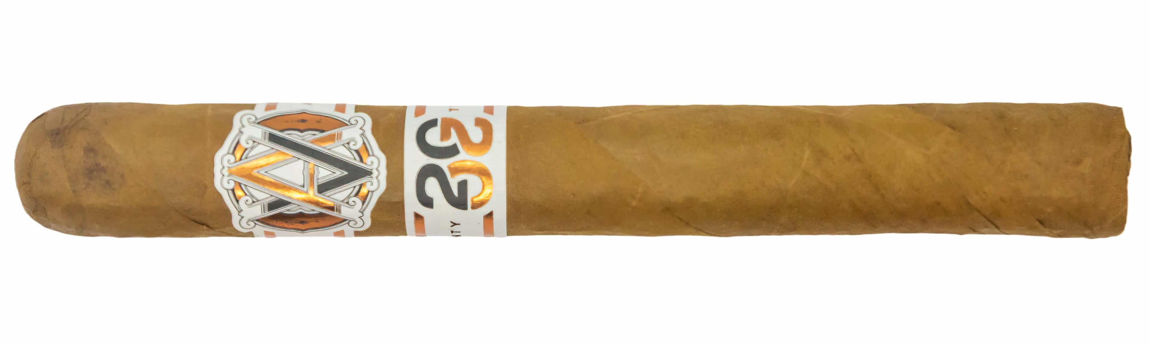 Blind Cigar Review: AVO   Improvisation LE20