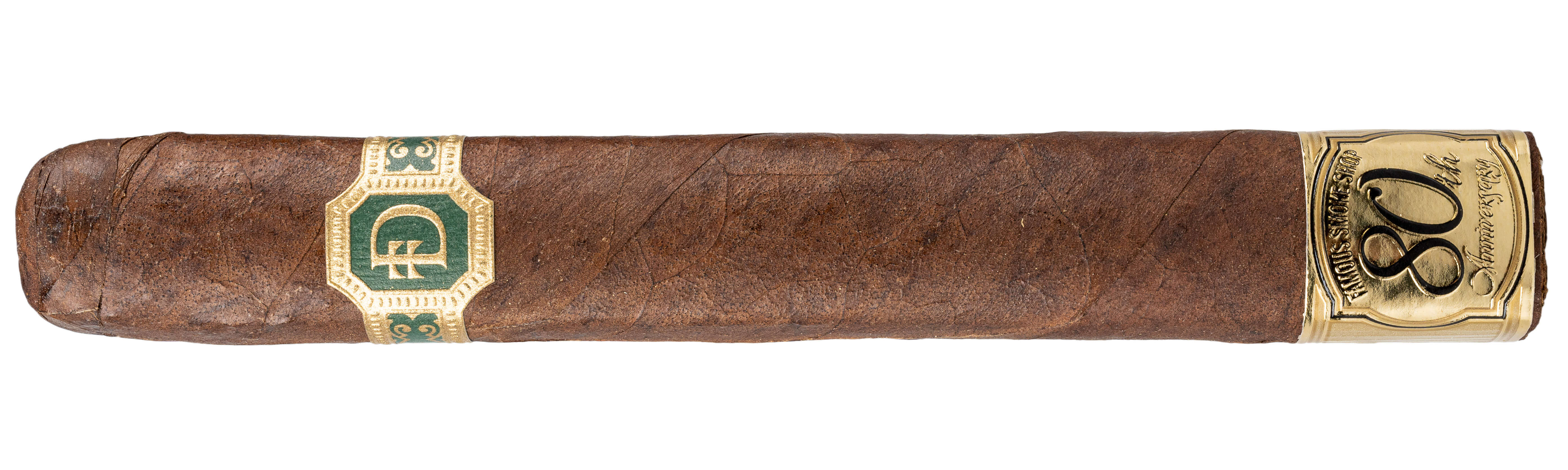 Blind Cigar Review: Dunbarton T&T | Famous Smoke Shop 80th Anniversary