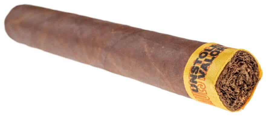 Blind Cigar Review: Dunbarton T&T | Muestra de Saka Unstolen Valor