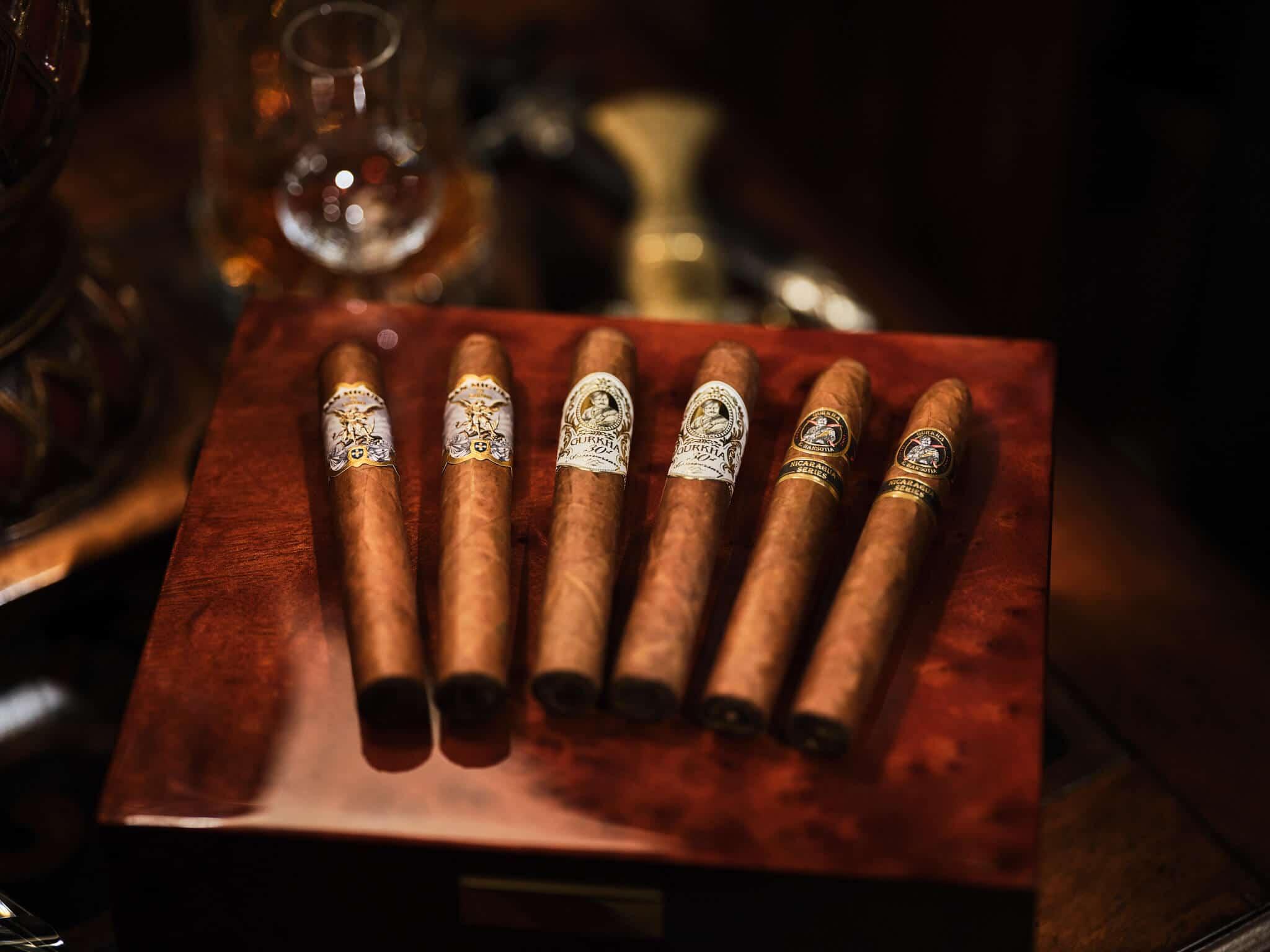 Cigar News: Gurkha Announces San Miguel