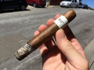 Blind Cigar Review: Diesel | Whiskey Row Robusto