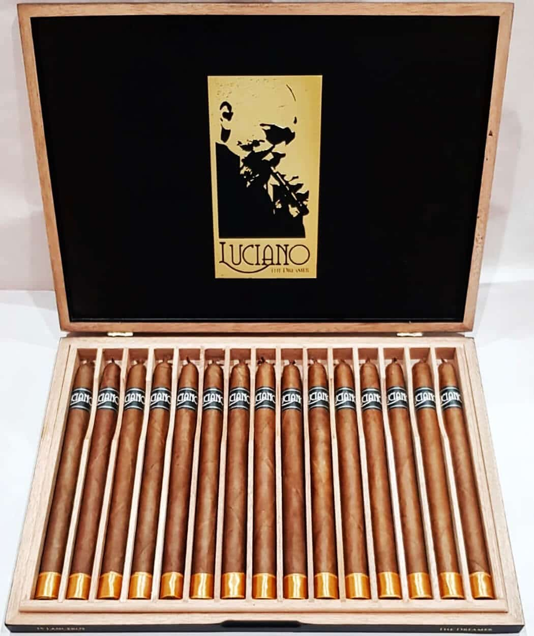 """Cigar News: ACE Prime and Crowned Heads Announce Luciano """"The Dreamer"""""""