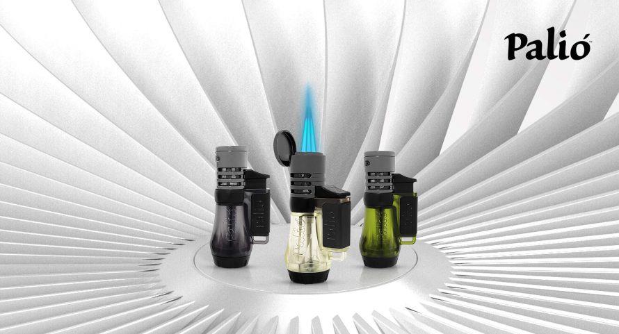 Cigar News: Quality Importers Announces a New Palió Triple-Jet Lighter