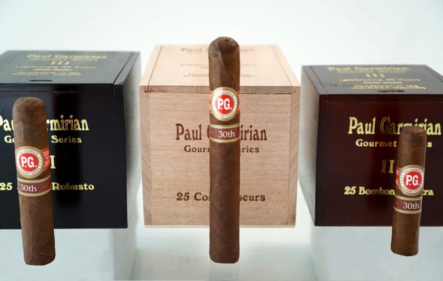Cigar News: Paul Garmirian Announces PG Gourmet Series III