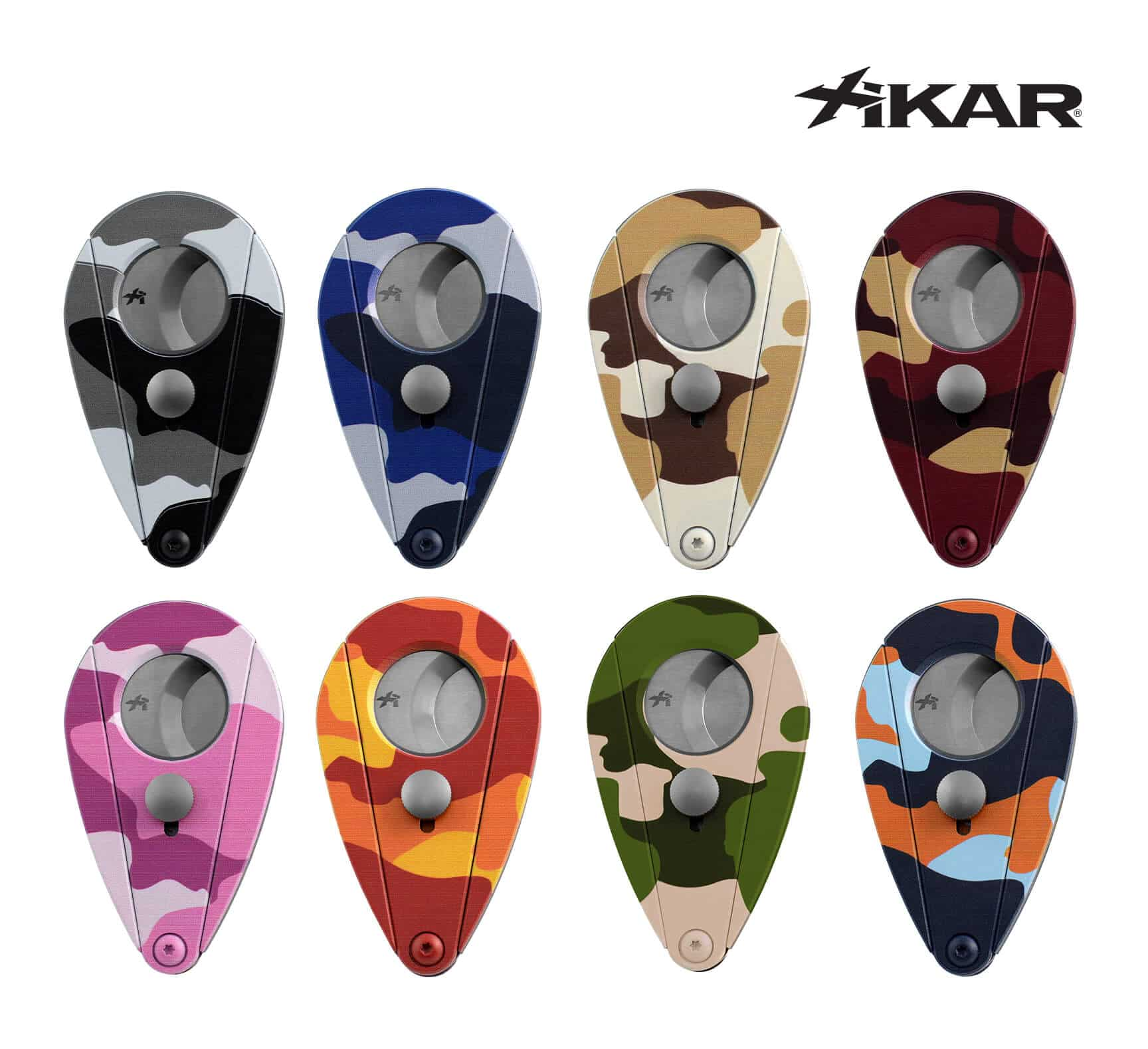 Cigar News: Xikar Announces Xi2 Camo Series