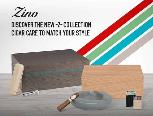 Cigar News: Davidoff Releases Zino -Z- collection 2020