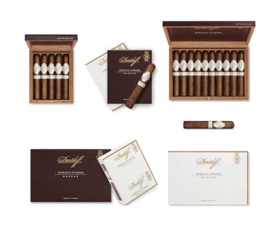 Cigar News: Davidoff Announces Robusto Intenso