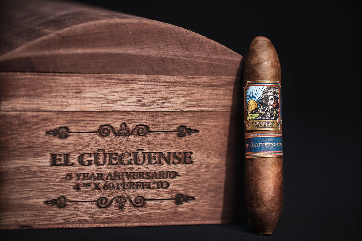 Cigar News: Foundation Announces El Güegüense 5yr Aniversario