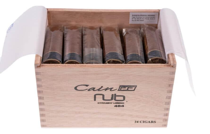 Blind Cigar Review: Oliva | Cain FF Nub 464 T