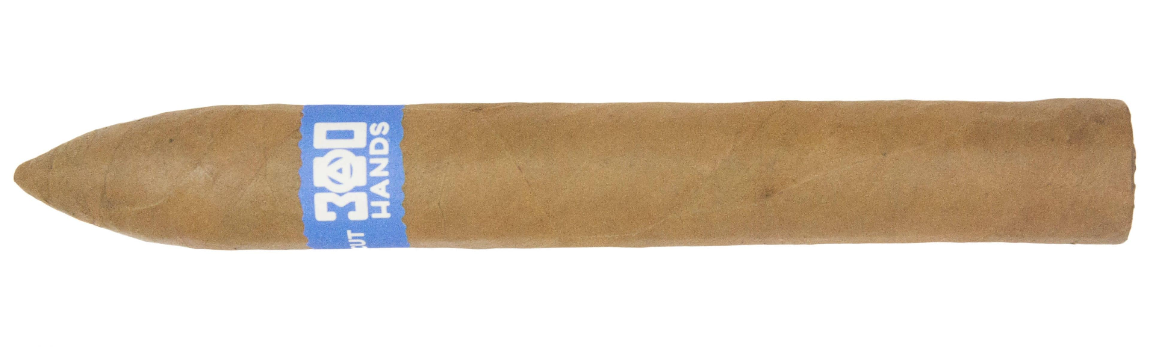 Blind Cigar Review: Southern Draw | 300 Hands Connecticut Piramides