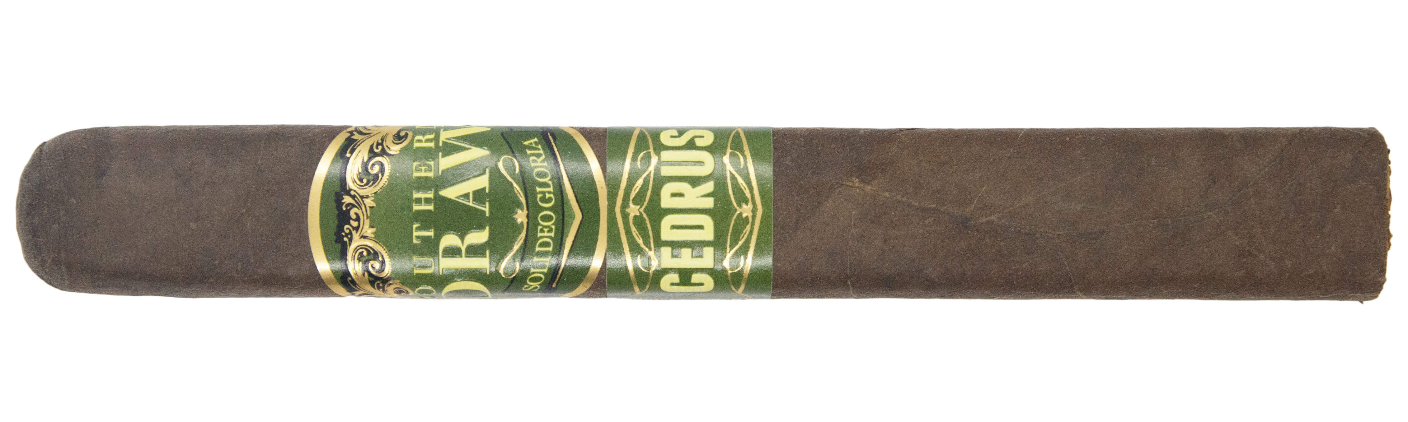 Blind Cigar Review: Southern Draw | Cedrus Toro
