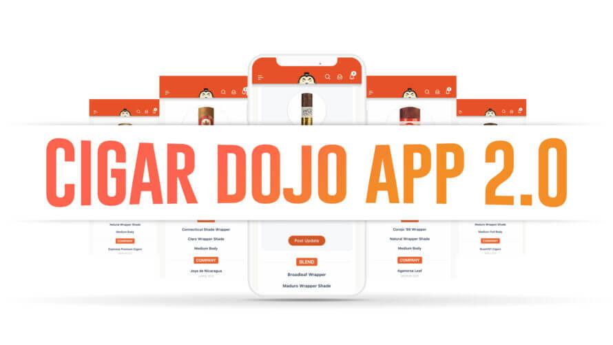 Cigar News: Cigar Dojo Officially Unveils Cigar Dojo App 2.0