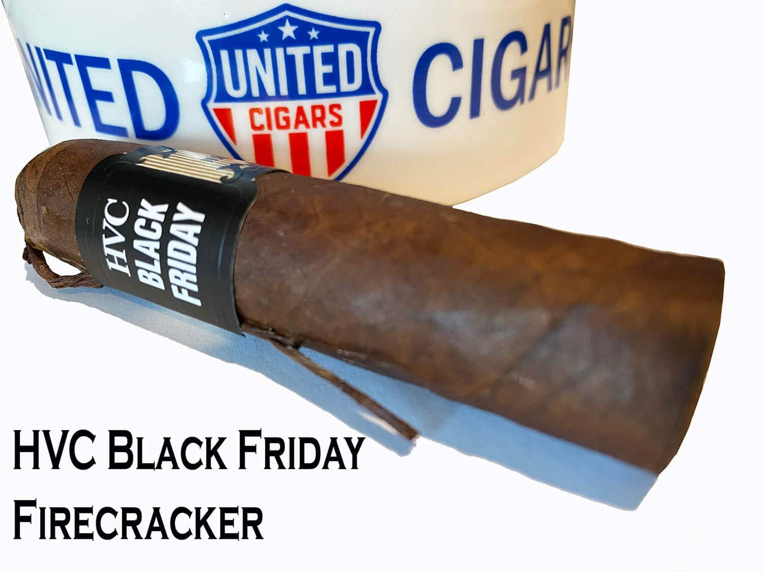 Cigar News: United Cigars Announces HVC Black Friday Firecracker