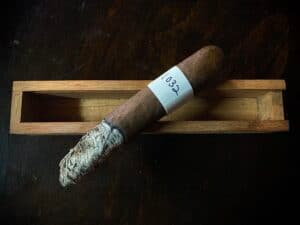 Blind Cigar Review: Southern Draw   Cedrus Toro