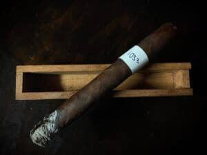 Blind Cigar Review: Villiger   La Vencedora Churchill