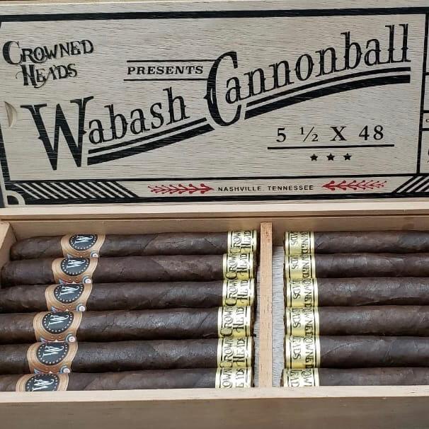 Cigar News: Crowned Heads Unveils Wabash Cannonball Exclusively for Casa de Montecristo Nashville