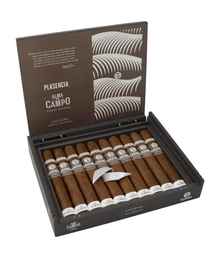 Cigar News: Plasencia Ships New Alma del Campo Size