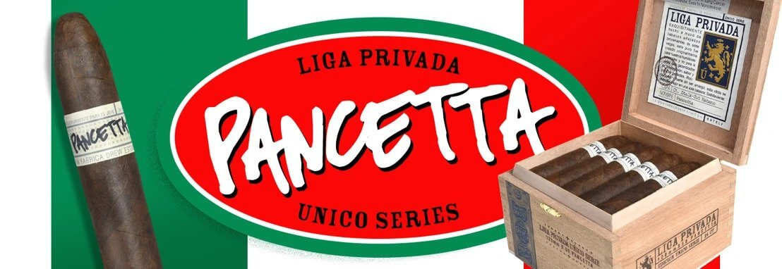 Cigar News: Drew Estate Bring Back Liga Privada Unico Serie Pancetta