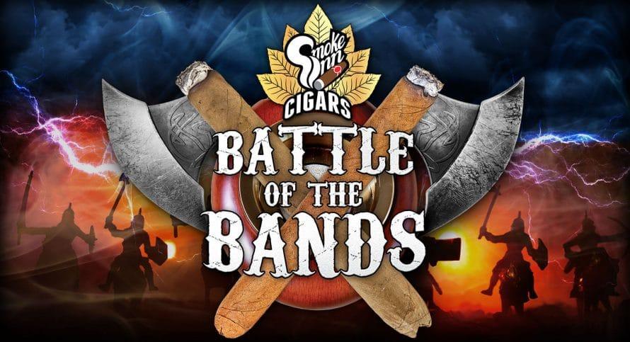 Smoke Inn's Battle of the Bands - Blind Man's Puff Sampler