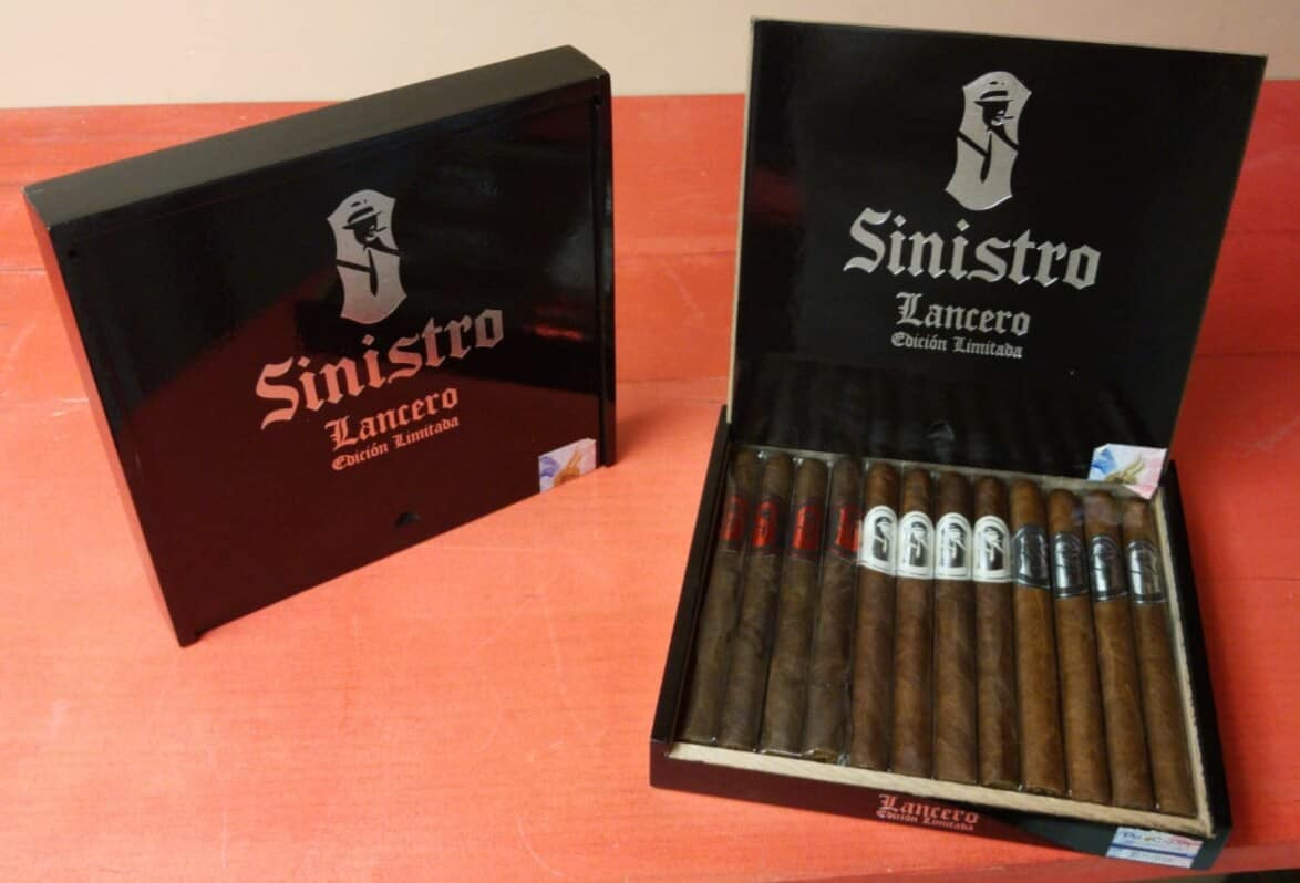 Cigar News: New Cigars Coming from Sinistro