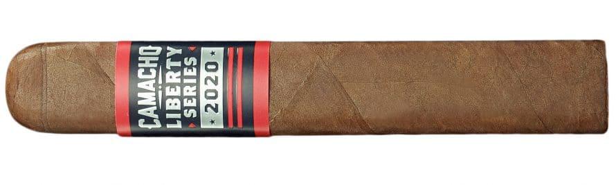 Blind Cigar Review: Camacho   Liberty 2020