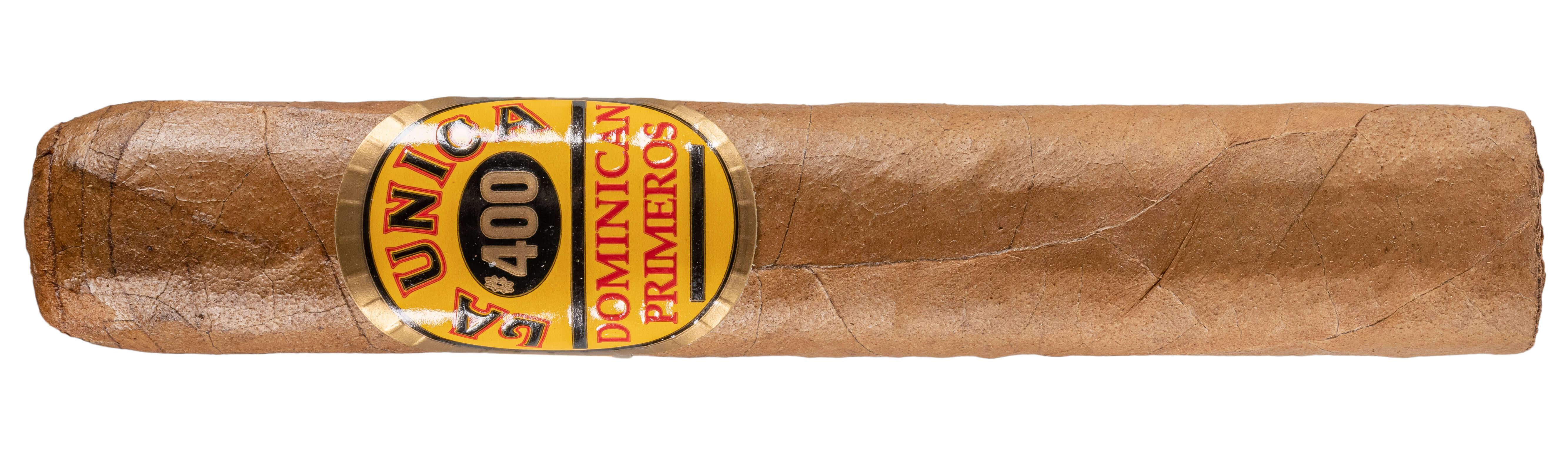Blind Cigar Review: J.C. Newman | La Unica No. 400 Natural