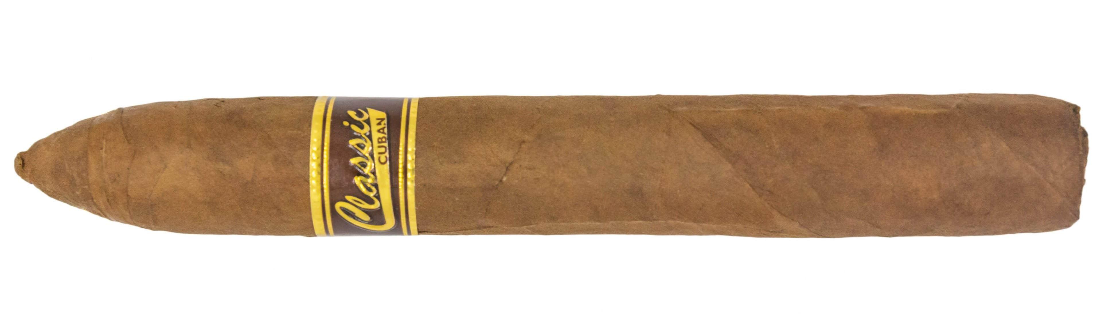 Blind Cigar Review: United Cigar   Classic Cuban Torpedo