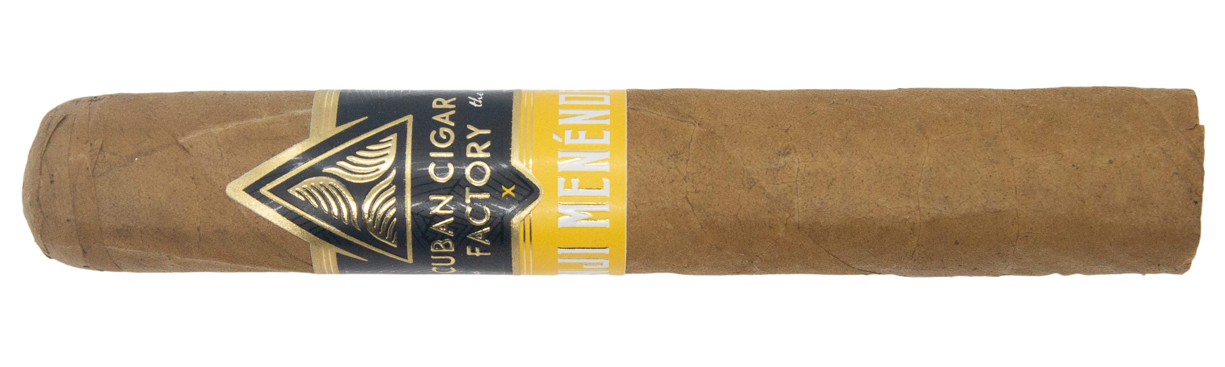 Blind Cigar Review: Ventura | Cuban Cigar Factory Benji Menendez Robusto