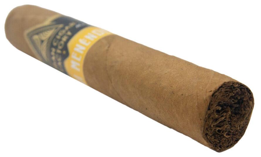 Blind Cigar Review: Ventura   Cuban Cigar Factory Benji Menendez Robusto