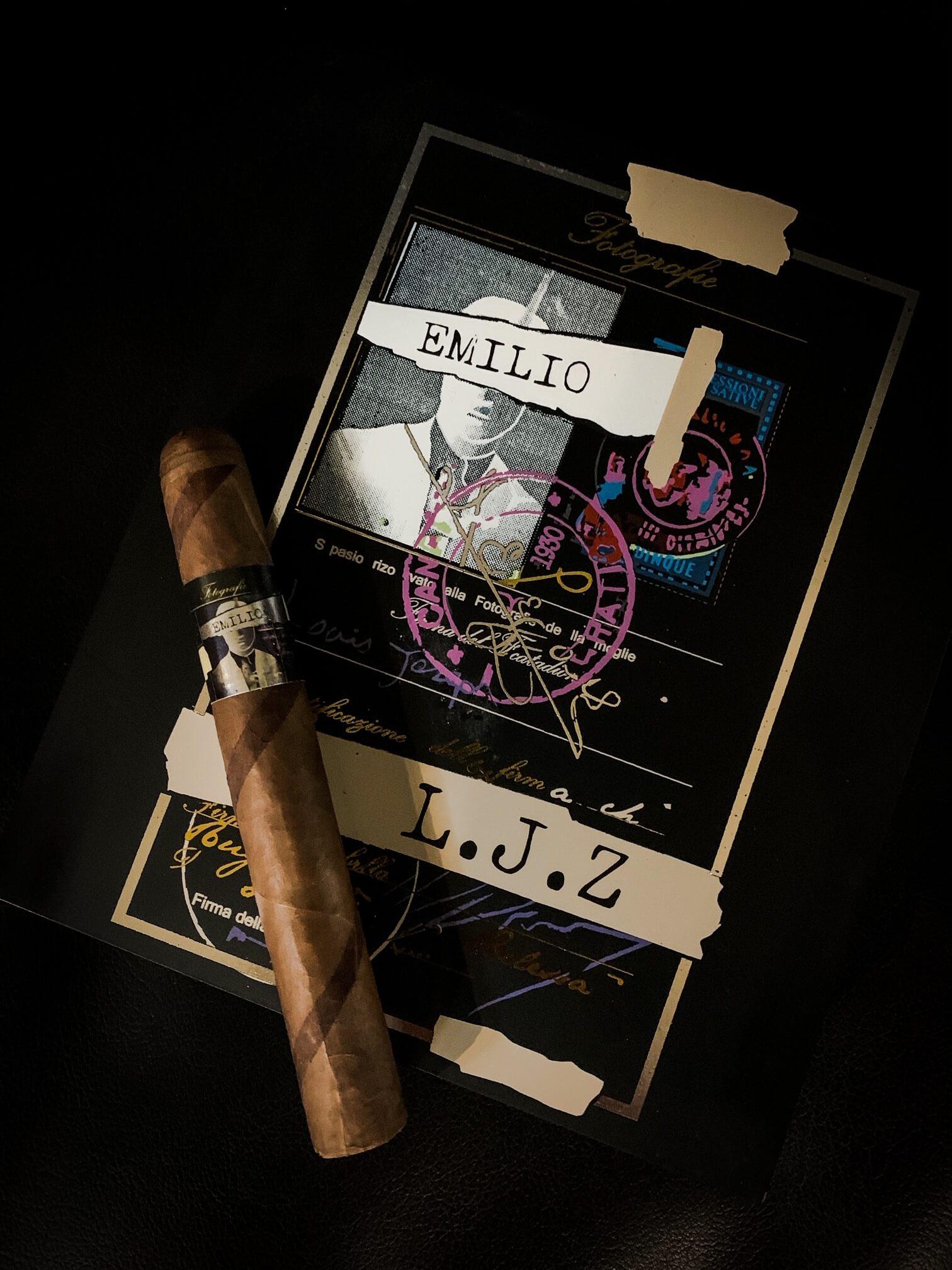 Cigar News: Emilio Cigars Releases Limited Edition LJZ