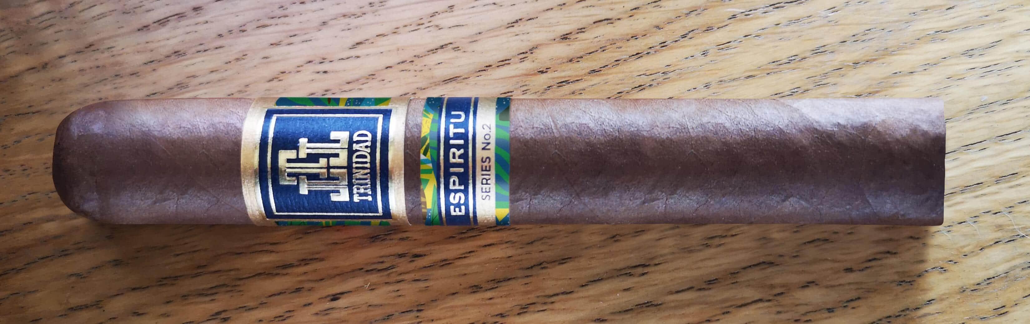 Cigar News: Altadis U.S.A. Announces Trinidad Espiritu Series No. 2