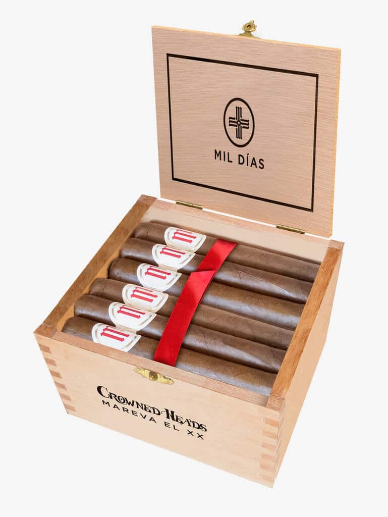 Cigar News: Crowned Heads Announes Limited Edition Mil Días - Mareva EL XX (2020)